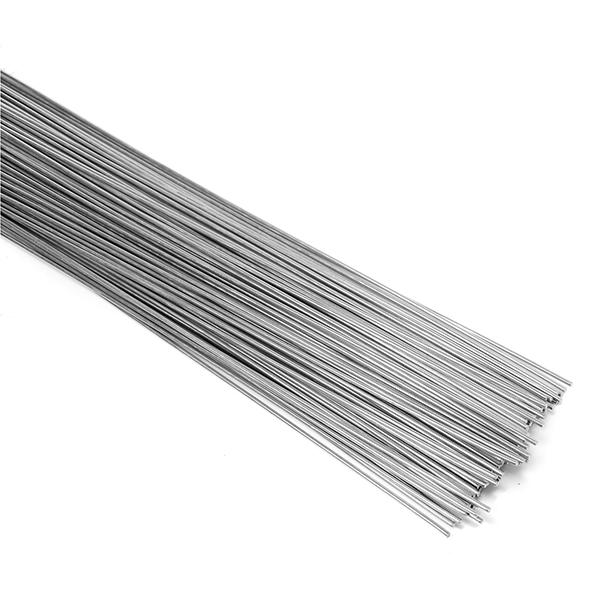 """Harris 4043-1//16/"""" x 36/"""" Aluminum TIG Rod 1 lb"""